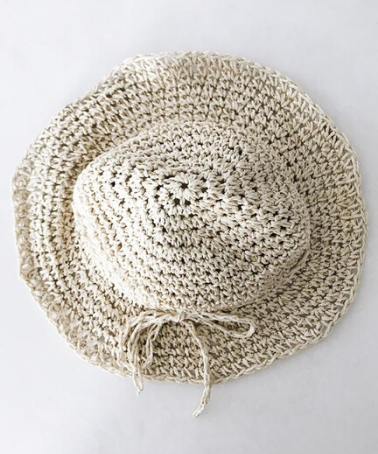 Lion and Lamb The Label Raffia Sun Hat