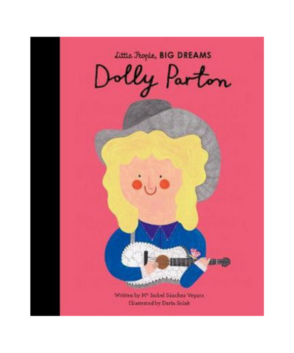 Little People Big Dreams Book - Dolly Parton