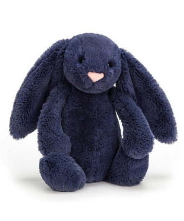 Jellycat Bashful Bunny Navy Small