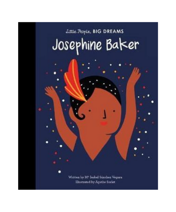 Little People Big Dreams Book - Josephine Baker