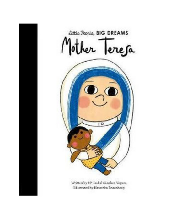 Little People Big Dreams Book - Mother Teresa