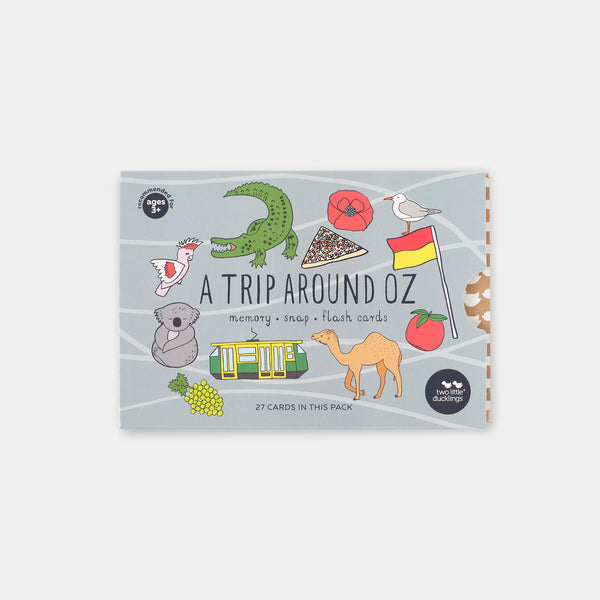 Two Little Ducklings Snap and Memory Game A Trip Around Oz
