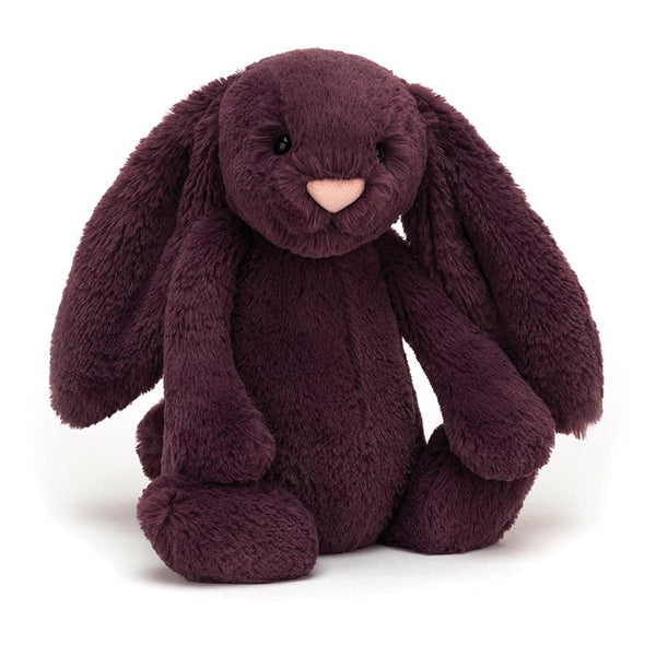 Jellycat Bashful Bunny Plum Medium