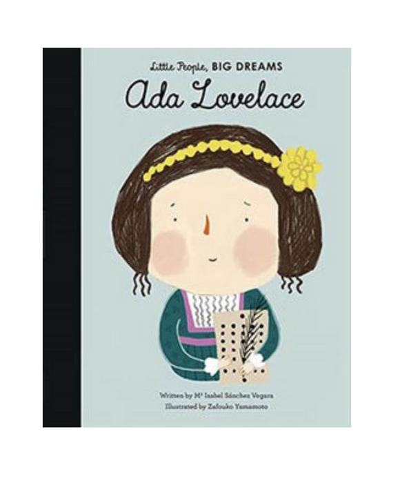 Little People Big Dreams Book - Ada Lovelace