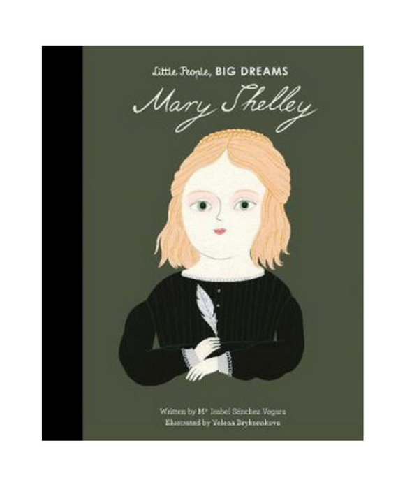 Little People Big Dreams Book - Mary Shelley