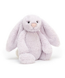 Jellycat Bashful Bunny Lavender Medium