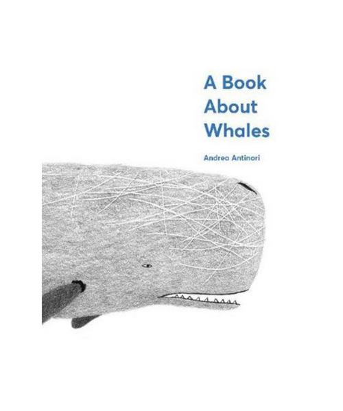 A Book About Whales Book by Andrea Antinori