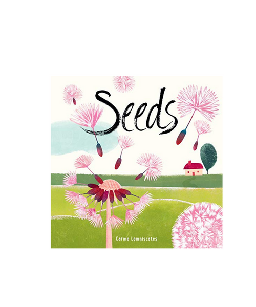 Seeds Book by Carme Lemniscates