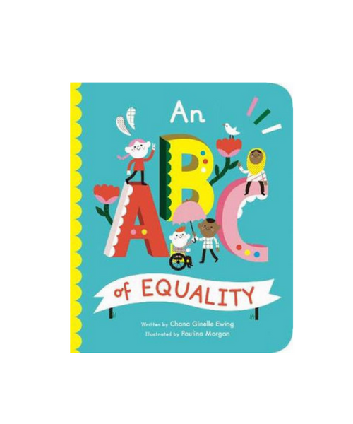 An ABC Of Equality Book by Chana Ewing