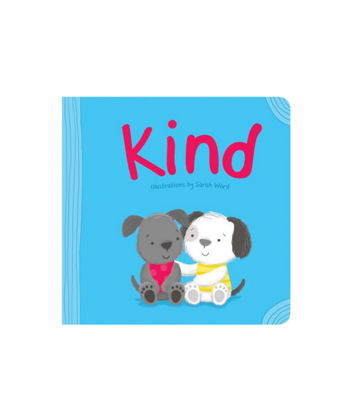 Kind Board Book by Resilience Series
