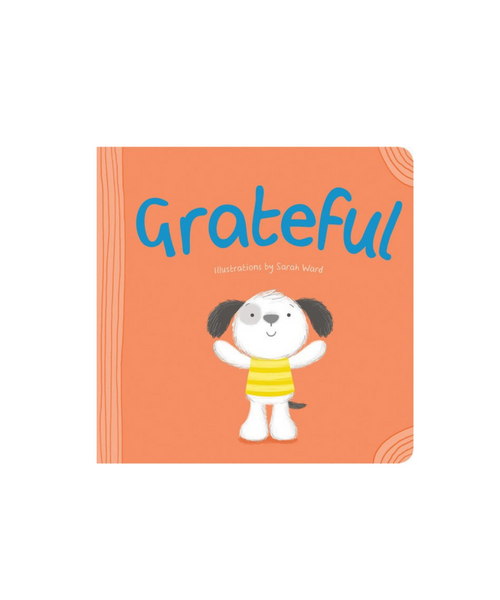 Grateful Board Book by Resilience Series