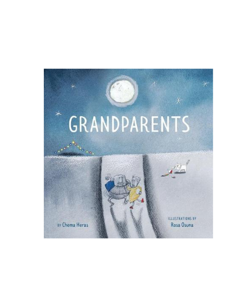 Grandparents Book by Chema Heras