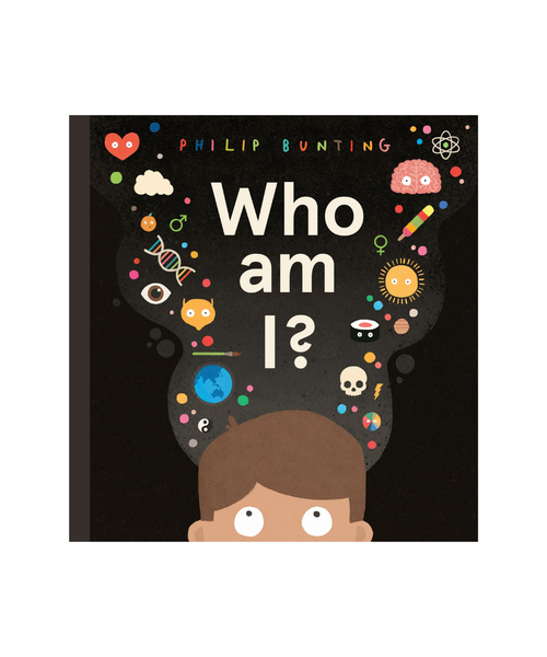 Who Am I Book by Philip Bunting