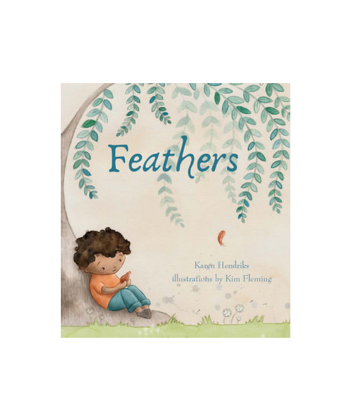 Feathers Book by Karen Hendriks