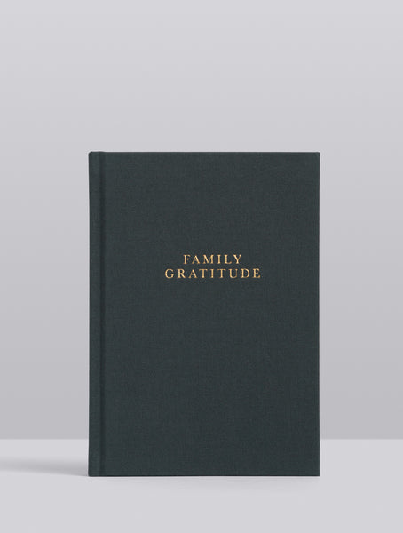 Write To Me Journal Family Gratitude Stone