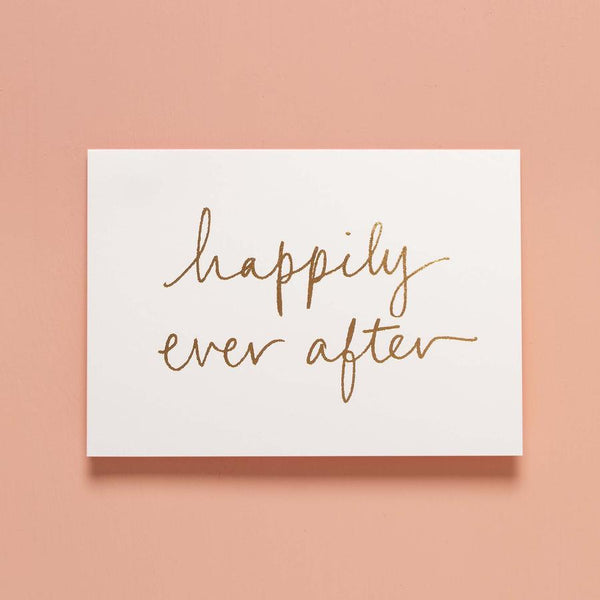 Everyday Gift Card - Happily Ever After