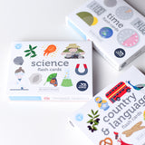Two Little Ducklings Flash Cards Science