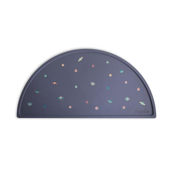 Mushie Silicone Place Mat Planets