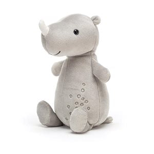 Jellycat Woddletot Rhino