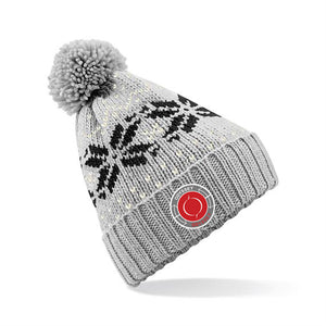 Winter Snowstar Beanies