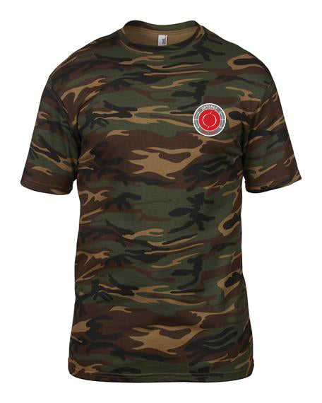 Odyssey Urban Fit Camouflage T-Shirt