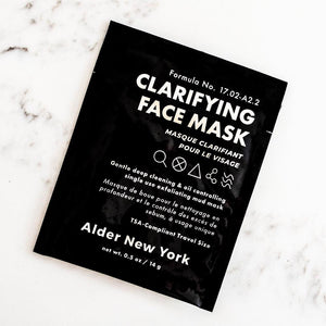 CLARIFYING FACE MASK 5packs
