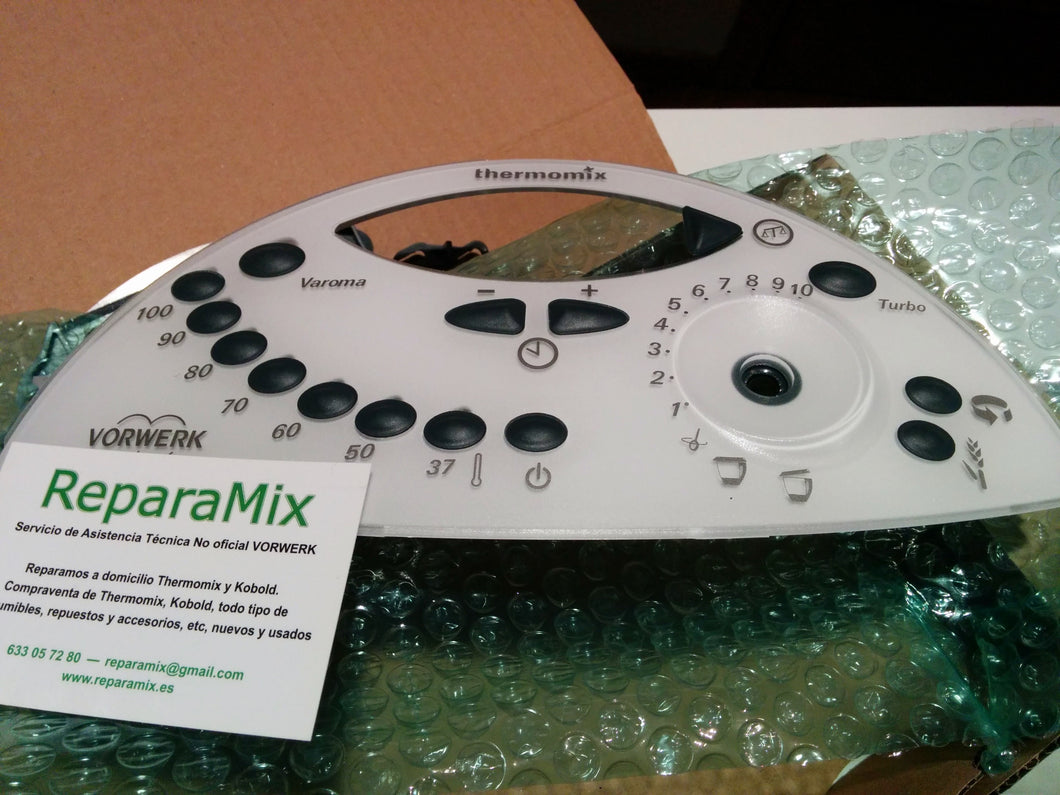 Placa Frontal Botonera Thermomix TM31
