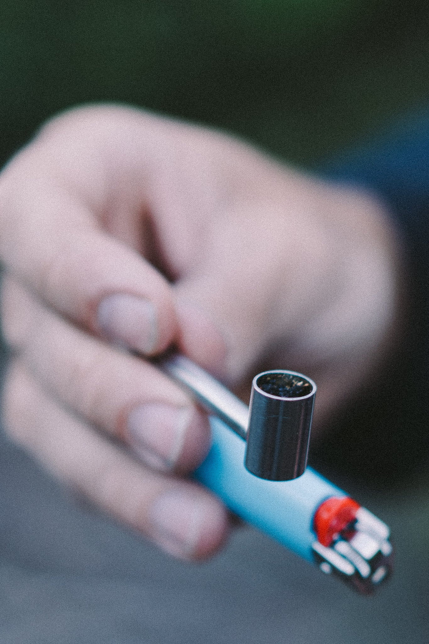 How to clean your Titanium pipe