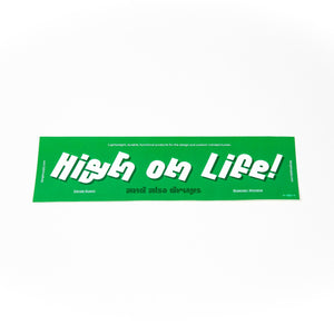 High on Life! Sticker