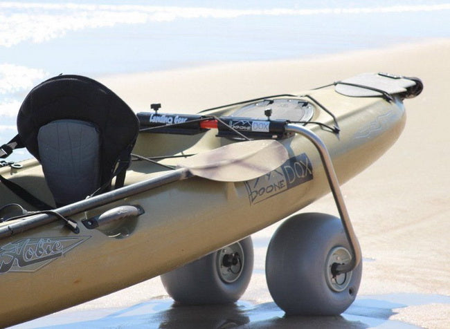 kayak fishing cart