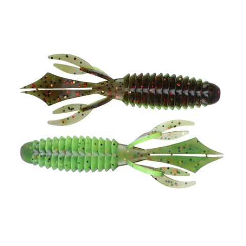 RUNCL ProBite Creature Baits - Ribbed Body