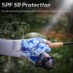 RUNCL Protector Fishing Gloves