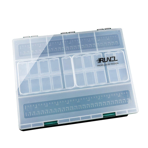 RUNCL Storage Fishing Terminal Tackle Box