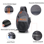 RUNCL Outdoor Sports Sling Backpack