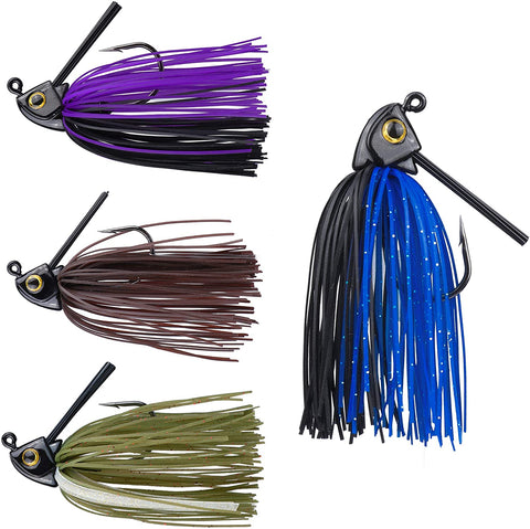RUNCL AnchorBox Swim Jigs