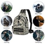 RUNCL Cliff Rusher Fishing Tackle Backpack