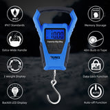 RUNCL Waterproof Digital Fishing Scale