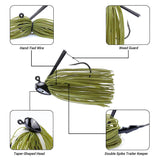 RUNCL Anchor Box - Bass Fishing Jigs - Flipping Jigs(Pack of 4)