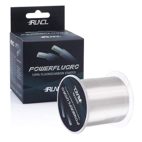 RUNCL PowerFluoro Fishing Line
