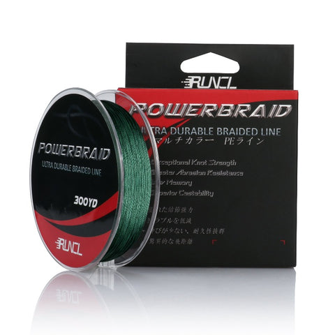 RUNCL PowerBraid - 8 Strands Braided Fishing Line