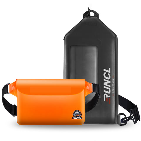 RUNCL Waterproof Chest & Waist Pack