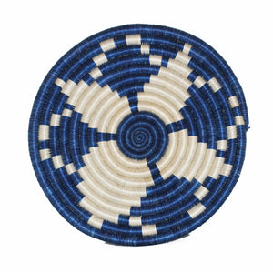 Royal Blue Flat Trivet