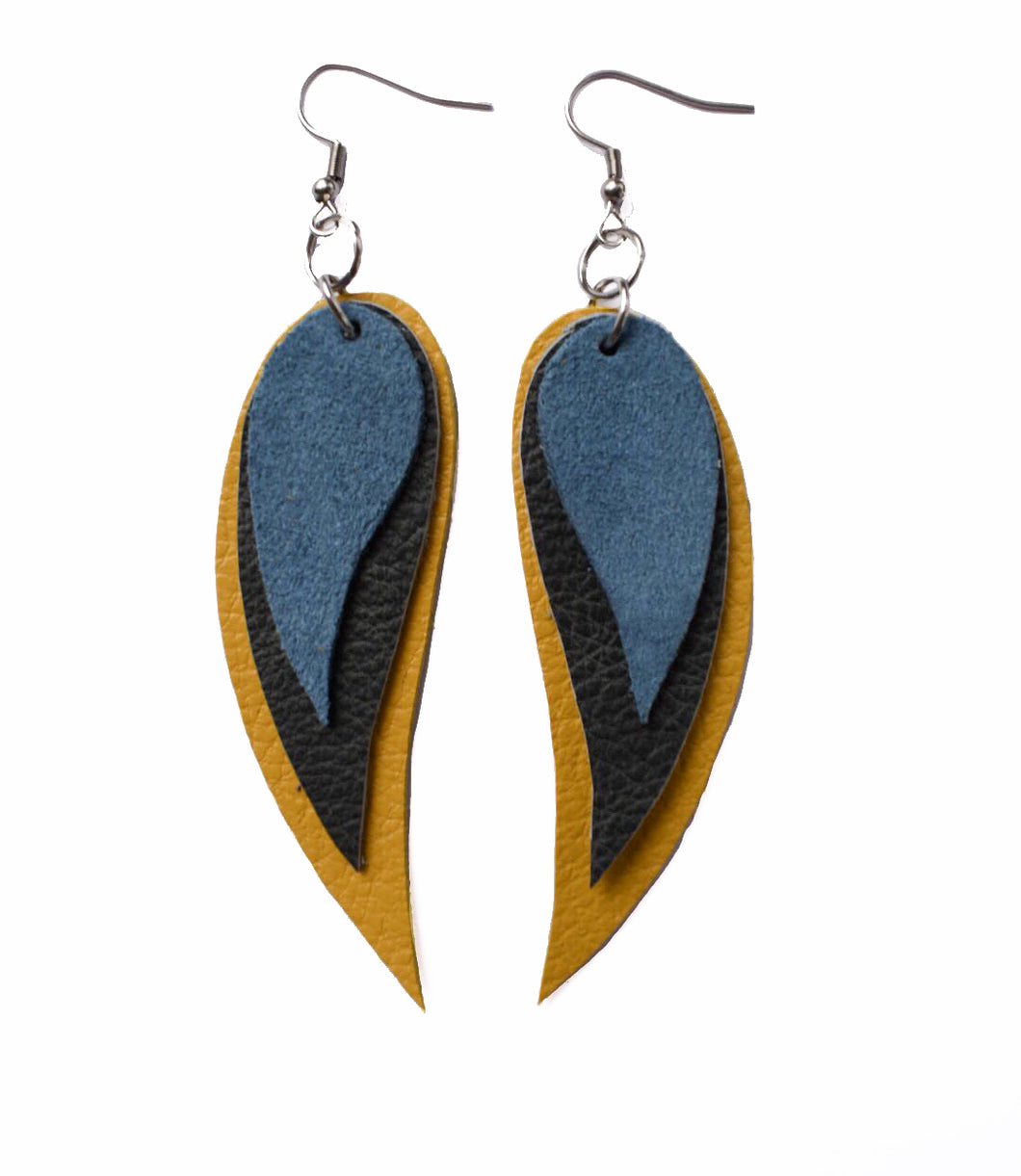 Fall '19 Crescent Earrings