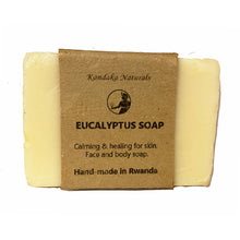 Load image into Gallery viewer, Eucalyptus Soap