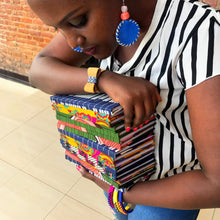 Load image into Gallery viewer, Summer Kitenge Journal