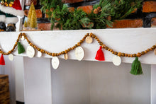 Load image into Gallery viewer, Merry and Bright Holiday Garland