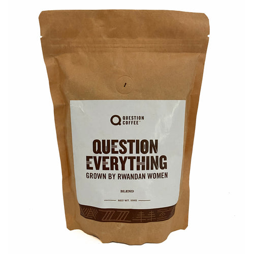 Question Coffee-Question Everything