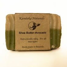 Load image into Gallery viewer, Shea Butter Avocado Soap