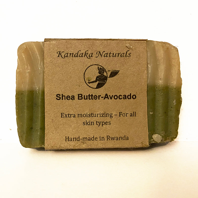 Shea Butter Avocado Soap