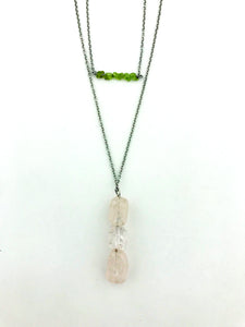 Pebble Stone Necklace